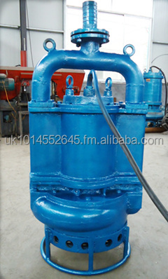 75KW/90KW/110KW/132KW- ZSQ(R)Two-pipes submersible sand/slurry/sewage/iron ore/ mining/tailings/fly ash pump