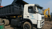 Used Sinotruk /Howo 336HP 16 CBM Dump Truck /ISUZU Forward Dump Truck in China