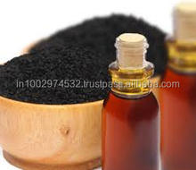 Pure organic black seed oil