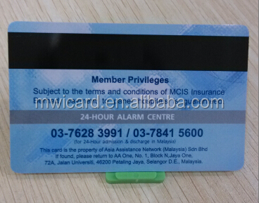 High quality pvc irdeto smart card