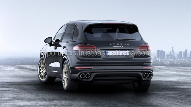 Export/Import Ready 2017 Cayenne AWD SUV