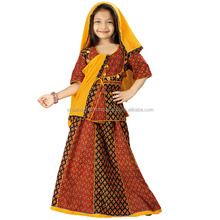 Wholesale kids wear\new collection for children clothing Lehenga choli