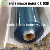 pvc super clear transparent sheet flexible transparent pvc film for mattress