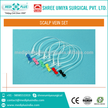 Disposable Scalp Vein Needle /Butterfly Needle for Medical Use