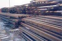 Metal Scrap, Used Rails, Steel, Hms 1/2, Iron