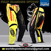 Fly Racing Kinetic Pants / MX Atv Custom Design Pant / Youth Motocross Riding Trouser/ Road Runners Make World Brand Riding Gear