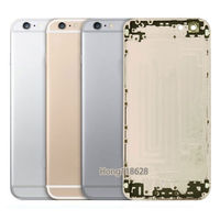 New Replacement Battery Door Assembly Housing Back Cover Case For iPhone 6