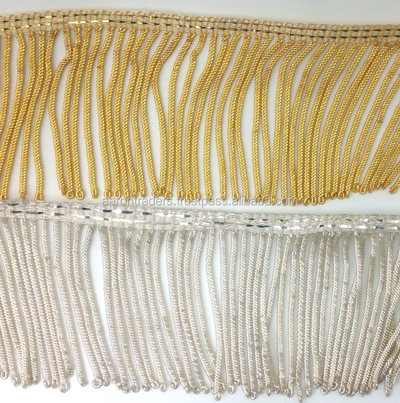 Curtain Bullion Tassel Fringe for Curtain Accessory Home Textile