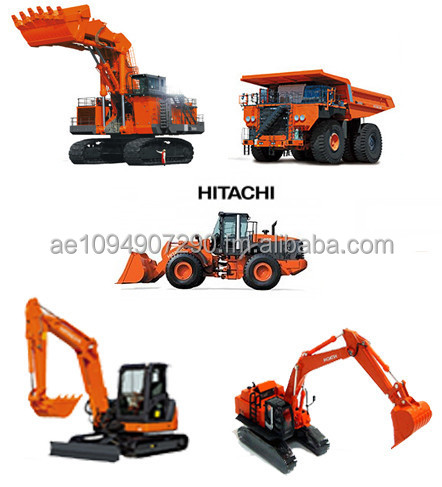 Heavy Equipments Spare parts