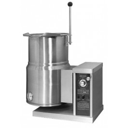 10 Gallon Table Top Electric Tilting Kettle