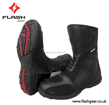 2017 Flash Gear Auto Moto biker Shoes, Best protective Riding Shoes, Windproof CE Biker Boot OEM-ODM Type PRO Racing Shoes