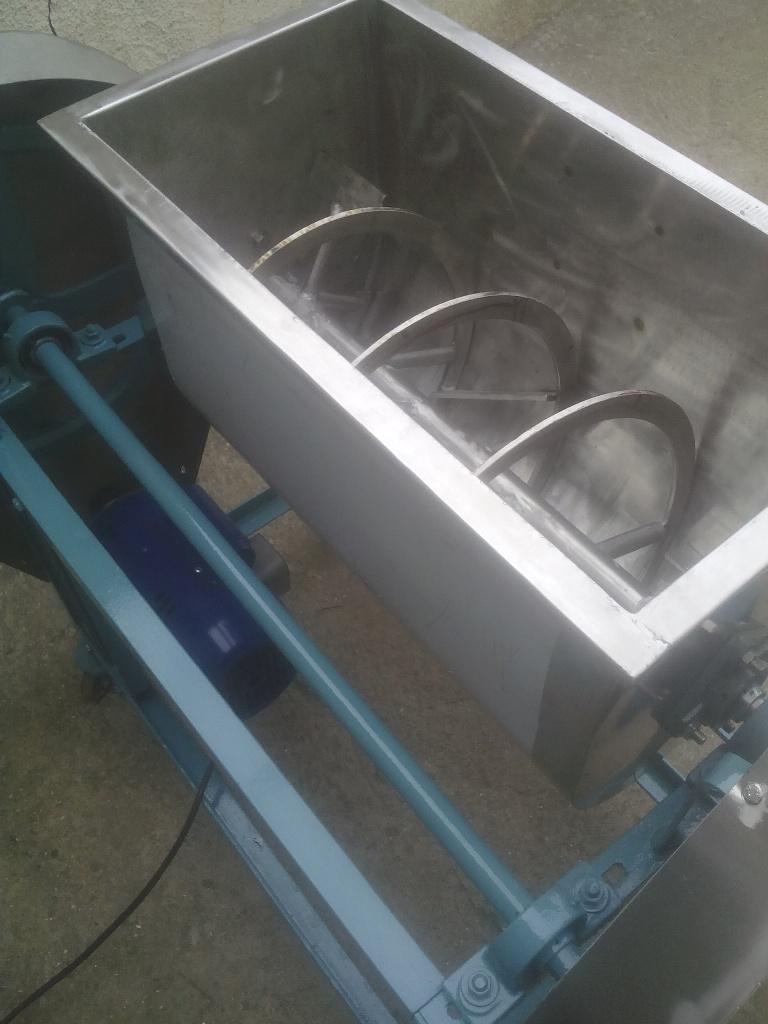 masala mixer machine