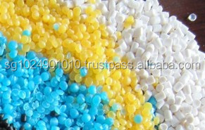 RoHS PVC Granules Plastic PVC Raw Materials Prices
