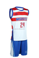 Healong Dye Sublimated sports training jersey kits dazzle basketball uniforms