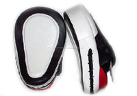 Focus pads Pu or Leather with your brand logos for boxing training focus pads