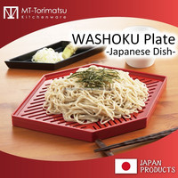 Japanese Modern Design Dinner Plates For Soba Sushi WASHOKU Dishes