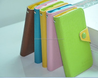 Fancy Colorful Mobile Phone Covers /Attractive Leather Mobile Phone Case / Leather Mobile Cover