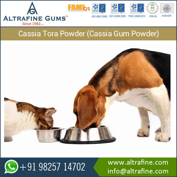 Best Seller Of De Oil Cassia Gum for Animal Feed Additives With Best Quality