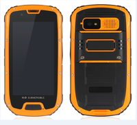 China original smartphone IP68 0.3MP+8.0MP 1GB+4GB, GPS/WIFI/BT rugged mobile phone dual sim 3g android 4.2 S09 rugged phone