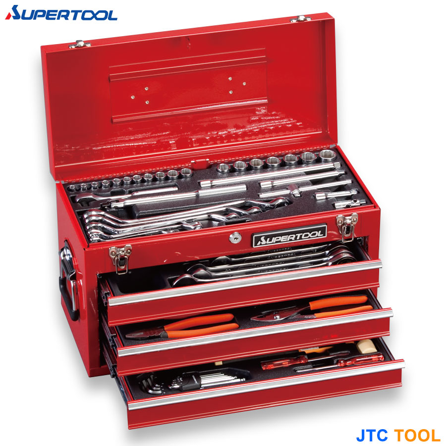 TOOL SET (Deluxe set) for Professional use