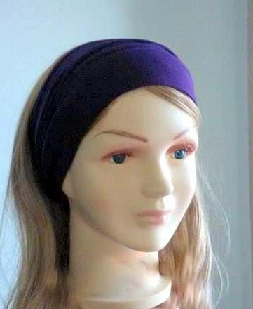Wide Headband Yoga Headband Boho Headband Running Headband Womens Hair Accessories Headwrap Nonslip Headband