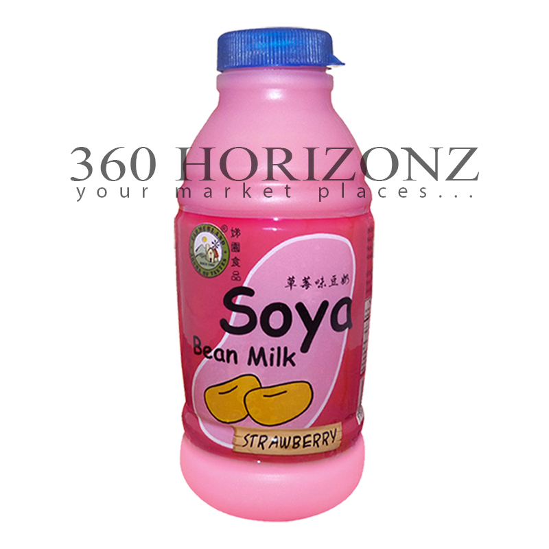 Soya Strawberry Flavoured / Soya Milk / Soya Bean