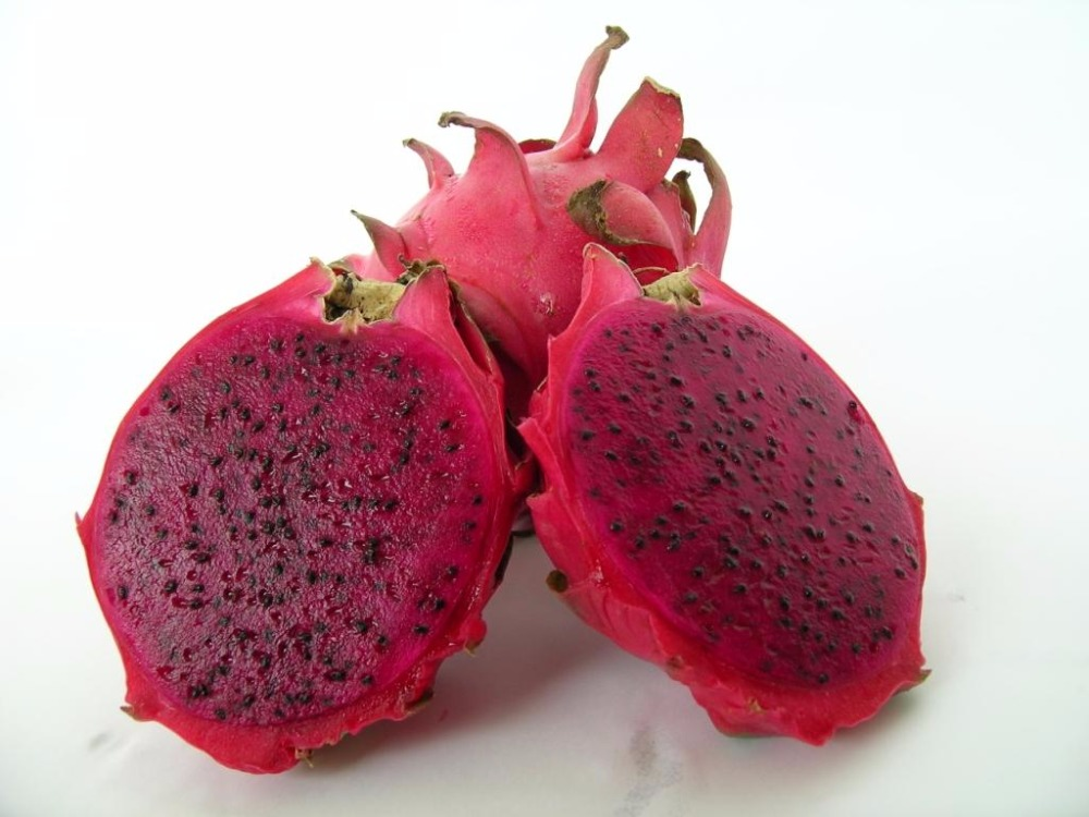 Dragon fruit Vietnam specialties - fresh dragon fruit for sale - red dragon fruit
