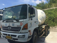 USED ISUZU MIXER FOR SALE IN SHANGHAI
