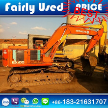 Japan Made Used Mini Excavator Hitachi EX100 of Second Hand Hitachi EX100-1 Excavator