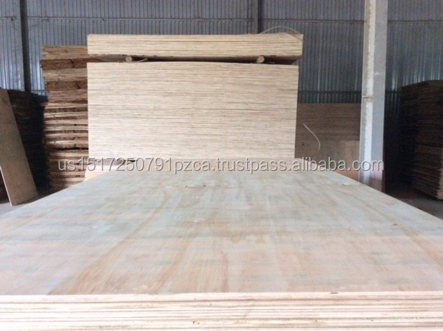 High quality grade A eucalytpus core furniture plywood- Size 1250*2500mm plywood
