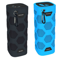 Audio waterproof outdoor sports portable charging treasure NFC Bluetooth speakers small stereo subwoofer