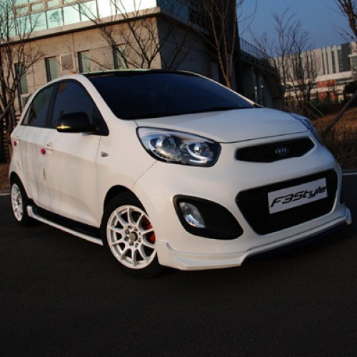 [F3S] KIA All New Morning - Lip Aeroparts Body Kit Full Set(no.5870)