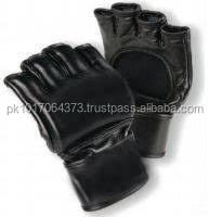 MMA gloves high quality PU MMA gloves for your own brands