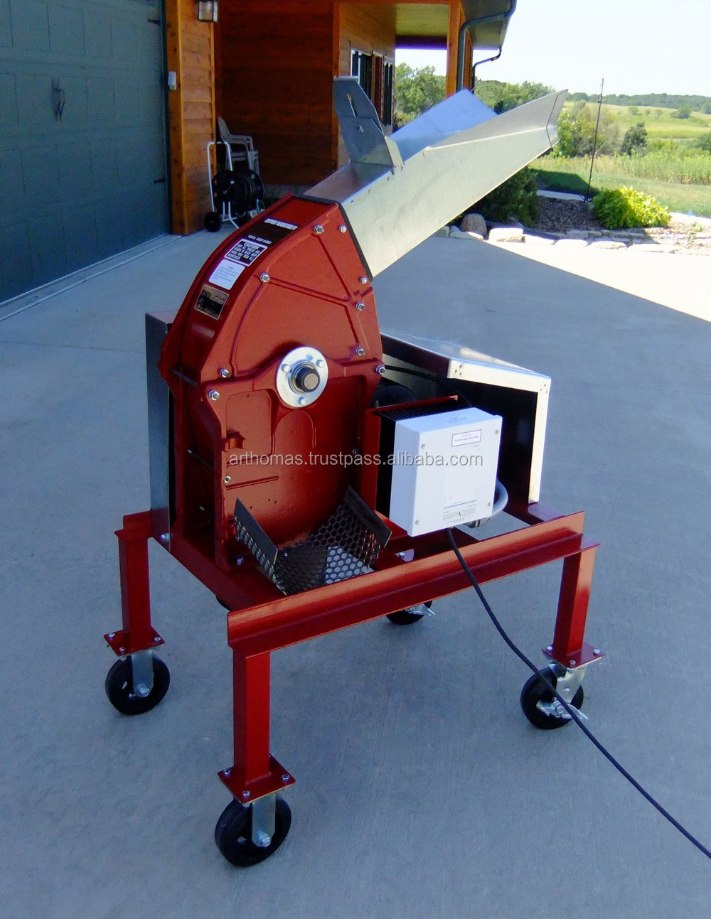 corn hammer mill
