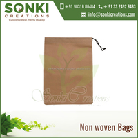 Promotional PP Laminated Non Woven Shopping Bag