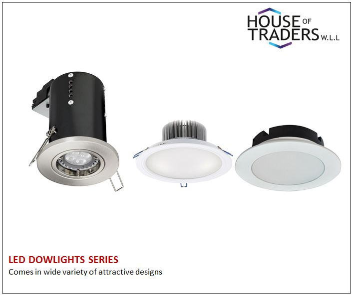 HIGH QUALITY LED DOWN LIGHT SERIES