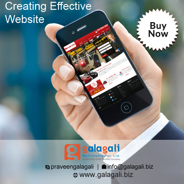 Mobile Website Design Development