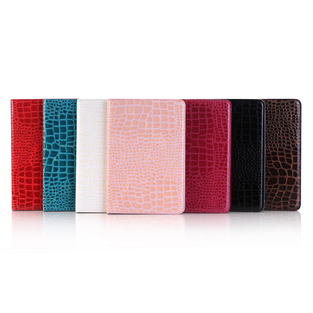 Fashion Croc pattern leather case for ipad mini 4