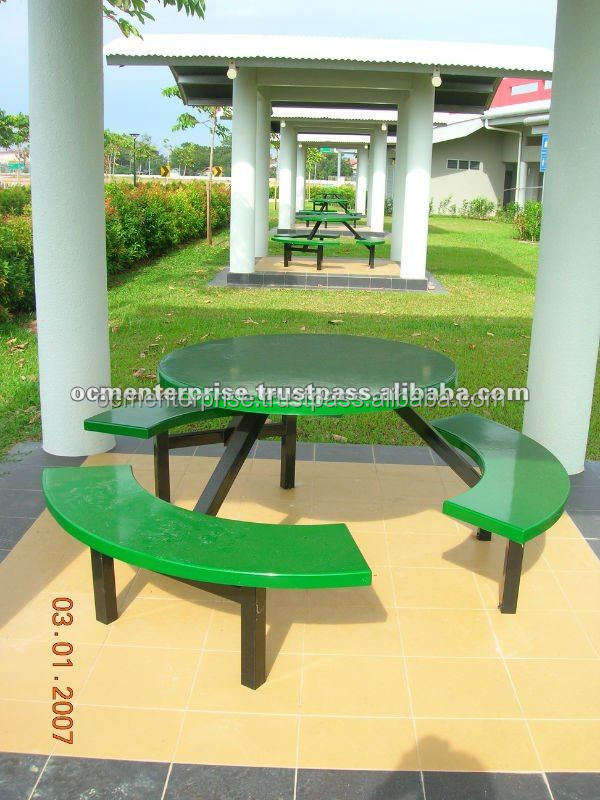 FRP Furniture, Fiberglass Round Table, Fibreglass Table