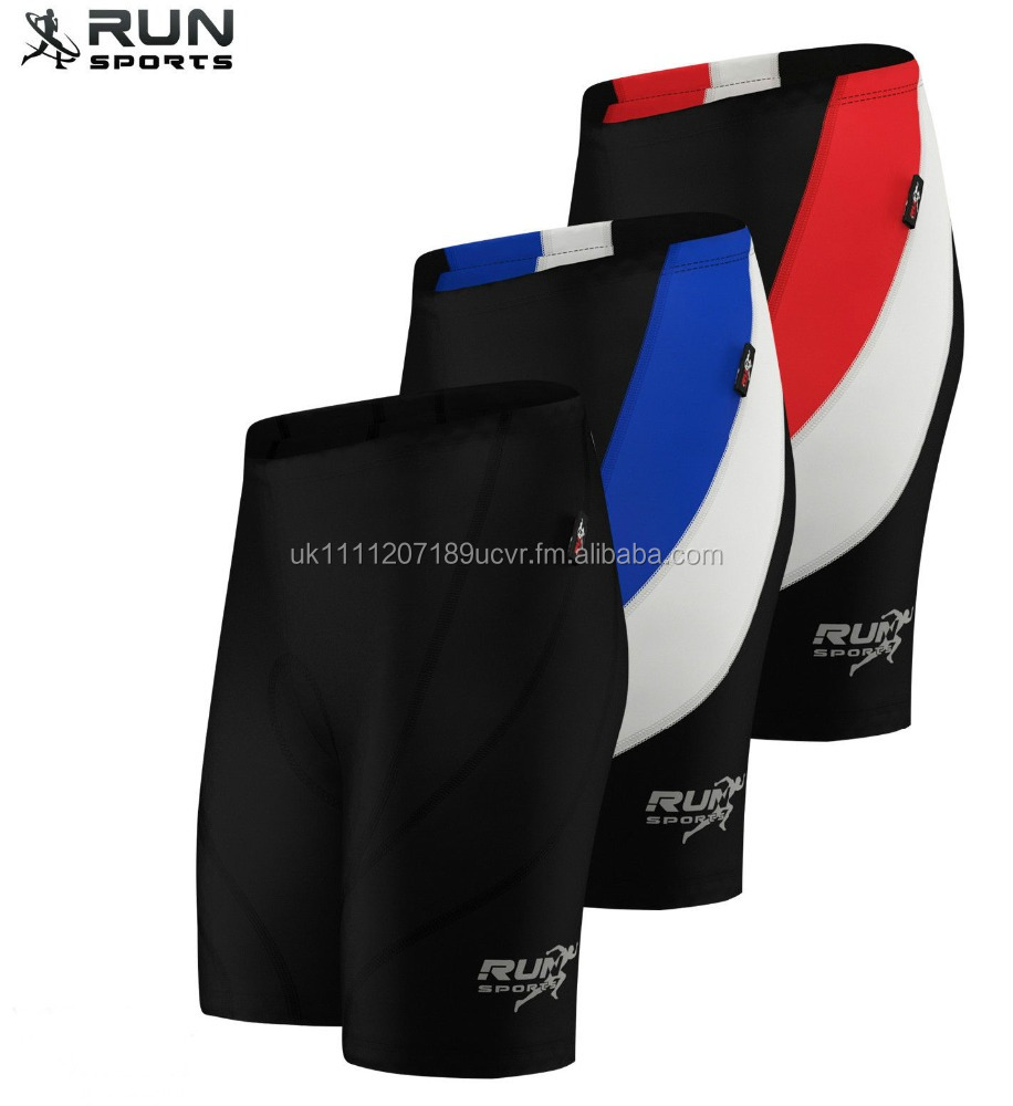 Mens Cycling Shorts Coolmax Padding Cycle Tight Shorts Mens Bike Tights