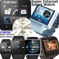 Super Smart Wristwatches The Total Solution On the Go
