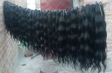 100% indian temple human hair chocolate kinky curly Remy Double Drawn Hair