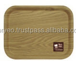 Compressed Paper Serving Tray
