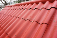 Non asbestos corrugated roofing sheet, best quality, DURAGREEN