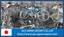 Reliable japan used bicycles price made in Japan 20FT order available