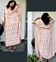 resort wear plus size KAFTANS