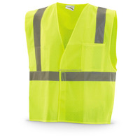 Reflective Mesh Safety Vest