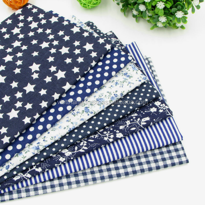 65% polyester 35% cotton poplin fabric made in Viet Nam