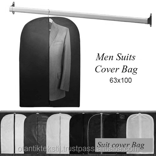 Men suit cover bag, cutome bag,