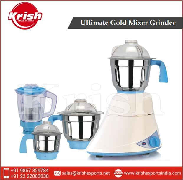 Top Selling Ultimate Gold Mixer Grinder from Best Brand